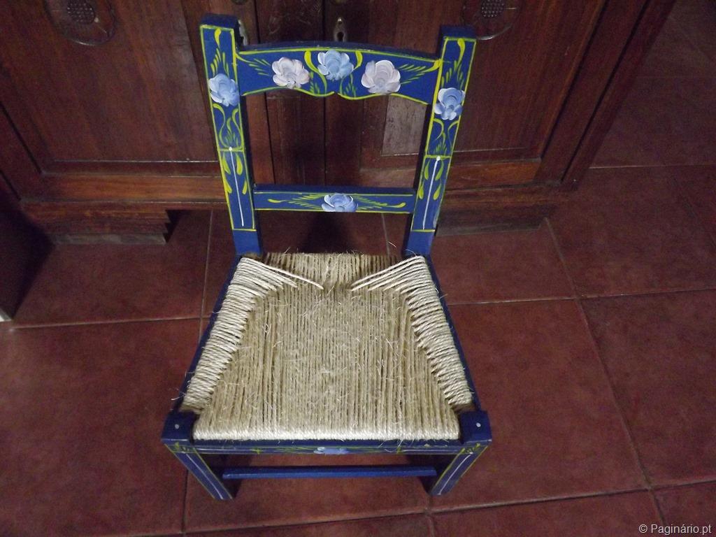 Restauro de cadeira