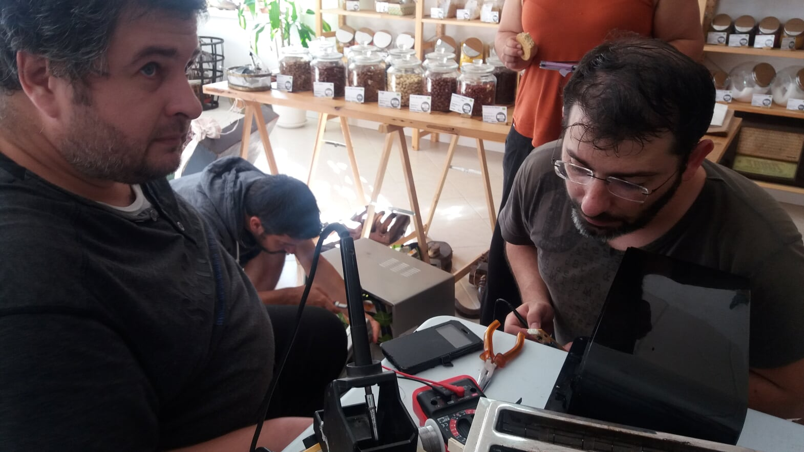 Café ConSerto na Mercearia Castiça no Seixal